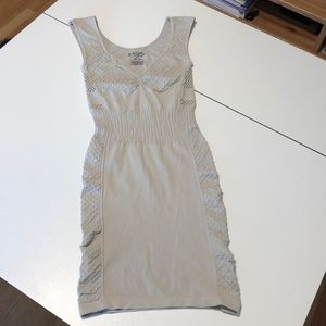 Free People Intimately Bodycon Dress Nude XS/S